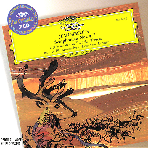 Sibelius – Tapiola (discographie & écoute comparée) 00028945774824