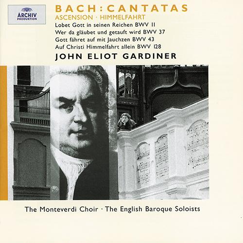 J.S. バッハ:教会カンタータ集 - BWV 11, 37, 43, 128 (モンテ ...