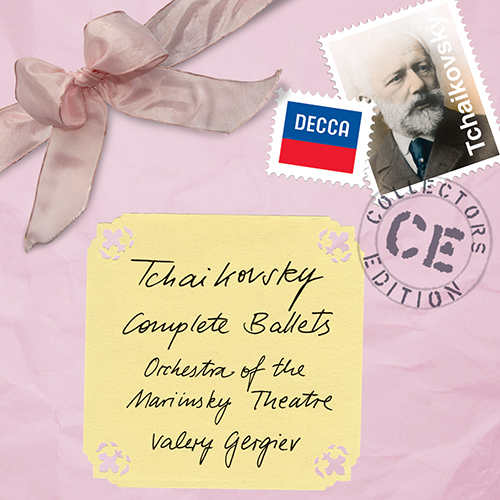 TCHAIKOVSKY, P.I.: Ballets (Complete) (St. Petersburg Mariinsky Theatre Orchestra, Gergiev)