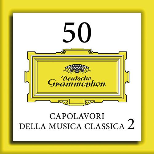 50 CAPOLAVORI DELLA MUSICA CLASSICA, Vol. 2 (Barenboim, Jochum, Dutoit, Friscay, K. Richter, Sinopoli, K. Böhm)