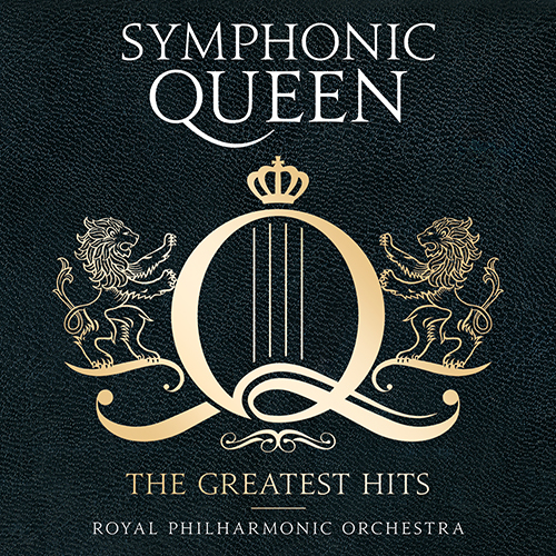 SYMPHONIC QUEEN - Greatest Hits (The) (Royal Philharmonic, Freeman)