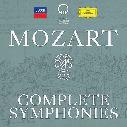 MOZART, W.A.: Symphonies (Complete) (Mozart 225) (Pinnock, Hogwood, Gardiner, Brüggen, Minkowski)