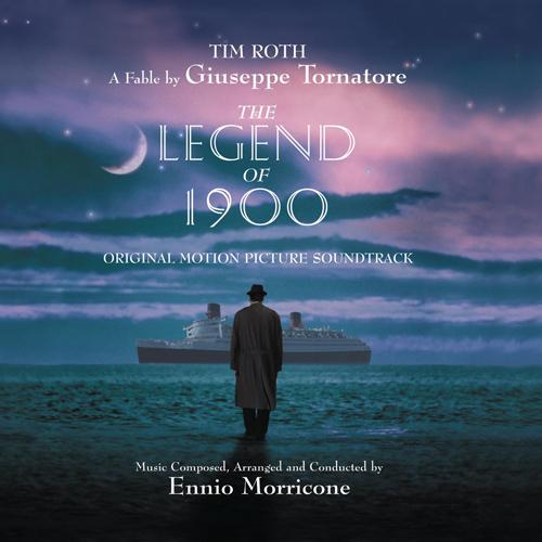 MORRICONE, E.: Legend of 1900 (The) (Original Soundtrack) (Morricone)