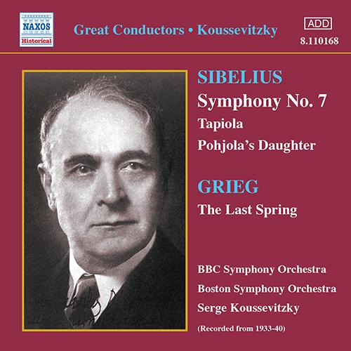 Sibelius – Tapiola (discographie & écoute comparée) 8.110168