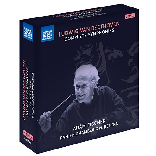 BEETHOVEN, L. van: Symphonies (Complete) (Danish Chamber Orchestra, Á. Fischer)