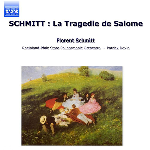 Schmitt - Oeuvres orchestrales et chorales - Page 2 8.550895