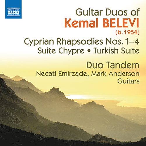 BELEVI, K.: Guitar Duos - Cyprian Rhapsodies Nos. 1-4 / Suite Chypre / Turkish Suite (Duo Tandem)