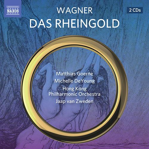 Wagner – RING – Hong-Kong PO, van Zweden 8.660374-75