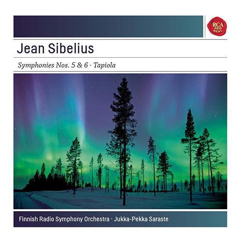 Sibelius – Tapiola (discographie & écoute comparée) 884977590555