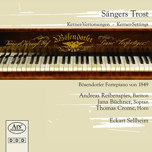 Contempos de Brahms: Herzogenberg, Gernsheim, Krug,Reinecke… ARS38537