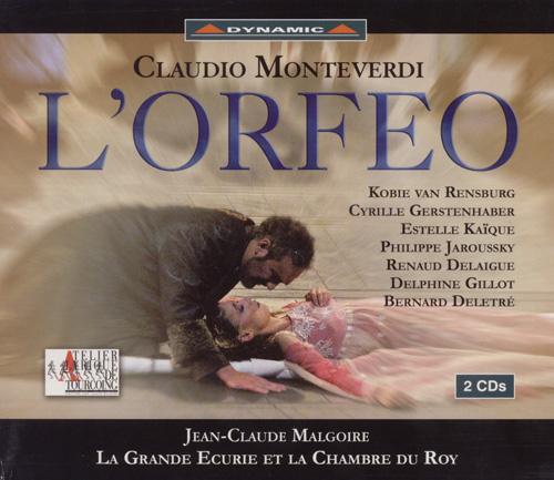 Monteverdi - Orfeo - Page 7 CDS477