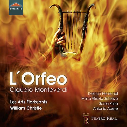 Monteverdi - Orfeo - Page 7 CDS598