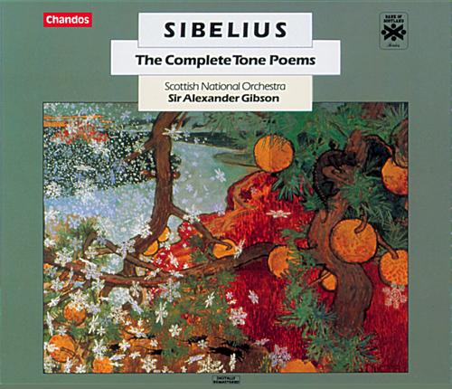 Sibelius – Tapiola (discographie & écoute comparée) CHAN8395-96
