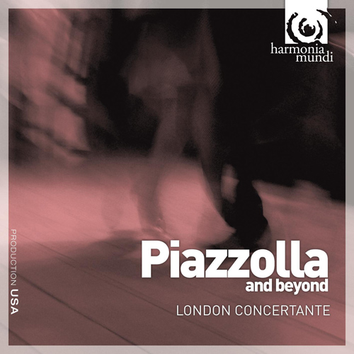 Chamber Music - PIAZZOLLA, A. / GORDON, D. / SUMMERHAYES, A. (Piazzolla and Beyond) (London Concertante)