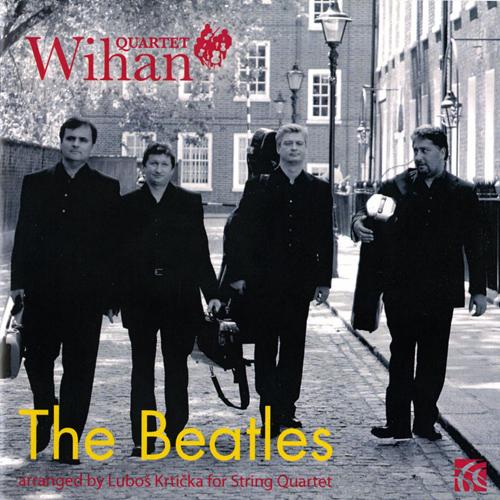 BEATLES (arr. L. Krtička for string quartet) (Wihan String Quartet)